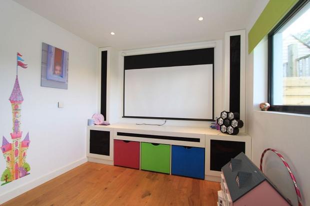 Play Room/Cinema Room