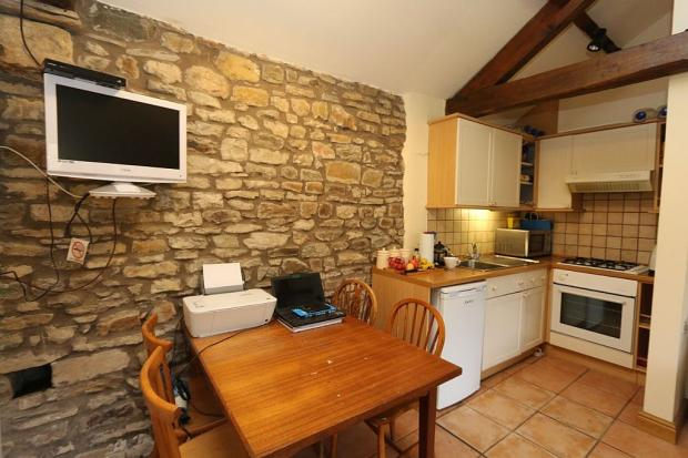 Cottage lounge/kitchen