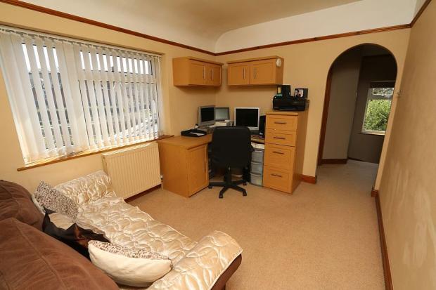 Study / Guest Bedroom
