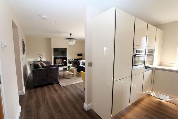 Gorgeous Integra Kitchen/Dining Space