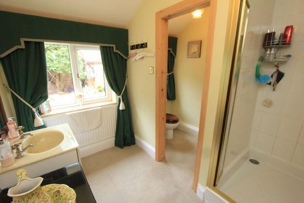 Cloakroom/shower