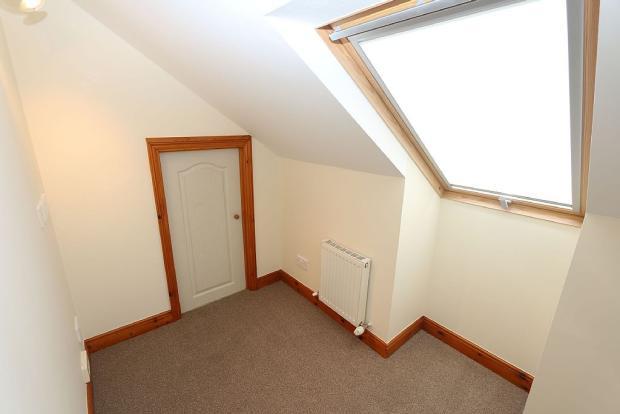Upstairs Study/ Bedroom