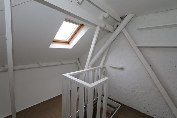 Loft Storage Restricted Access