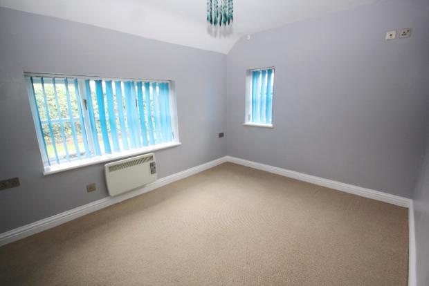 11' Double Bedroom