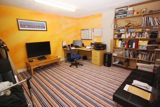 14' Basement Room
