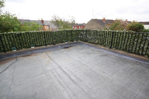 17' Roof Terrace