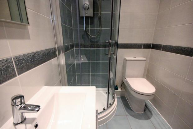 Shower Room in An...