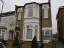 End of Terrace house in Gordon Road...