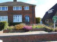 semi detached property in Chadwick Road