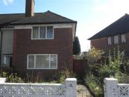 End of Terrace house in Flackwell Road...