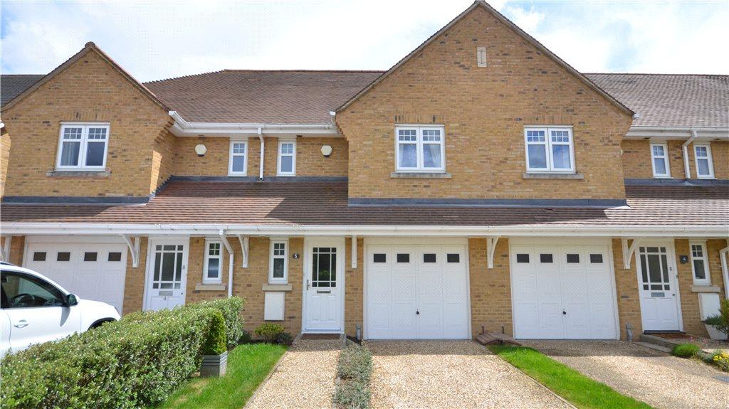 4 bedroom terraced house for sale in witchford gate maidenhead berkshire sl6