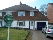 semi detached house in LEY HILL ROAD, FOUR OAKS...