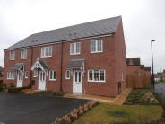 Terraced home for sale in Ramblers Way, Four Oaks...
