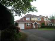 Detached property for sale in Bishops Meadow...