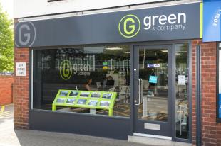 Green & Co, Four Oaksbranch details