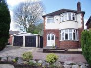 Detached property in Moor End Lane, Erdington...