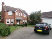 Detached house in Welton Close, Walmley...