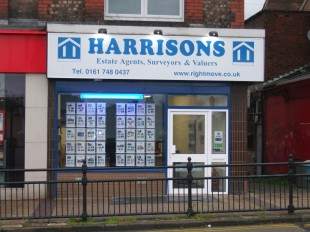 Harrisons Estate Agents, Urmstonbranch details