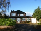 Detached house in Leys Road, Timperley...
