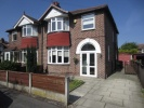 3 bed semi detached home in Windsor Drive, Timperley...