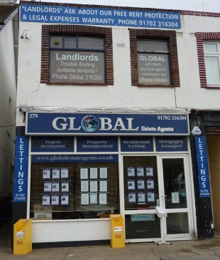 Global Estate Agents, Southend on Seabranch details