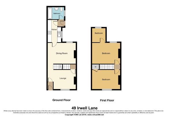 2 bedroom house for sale in irwell lane runcorn wa7 for 16 brookers lane floor plans