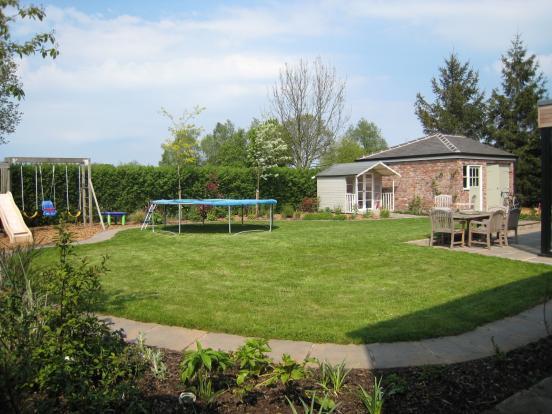 rear garden b