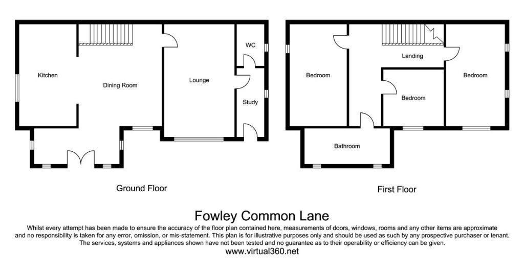 3 bedroom house for sale in fowley common lane glazebury for 16 brookers lane floor plans