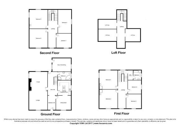 8 bedroom detached house for sale in slag lane warrington for 16 brookers lane floor plans