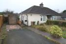 Semi-Detached Bungalow in Larkham Close, Plympton