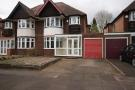 3 bedroom semi detached house in Fox Hollies Road...