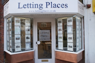 Letting Places, Solihullbranch details