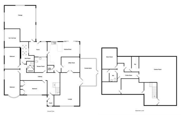 LOT 1 Floor Plans