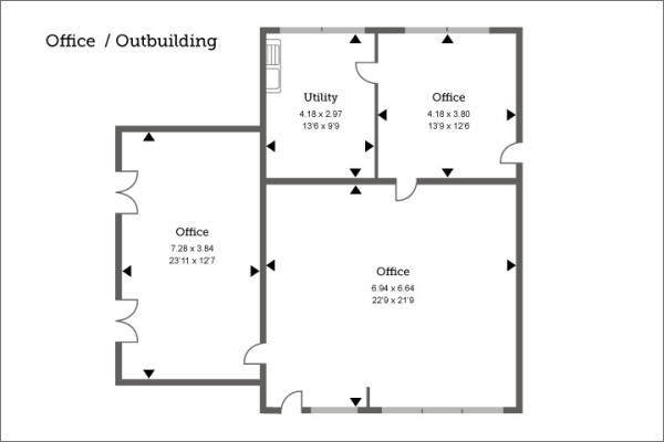 OFFICE OUTBUILDING