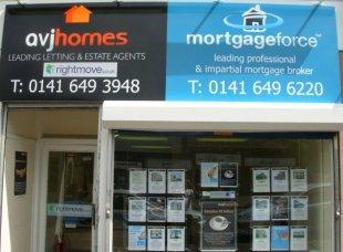 AVJ Homes, Glasgowbranch details