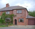 4 bedroom semi detached home to rent in Broxholme Lane, Saxilby...