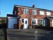 Cunnery Close semi detached property for sale