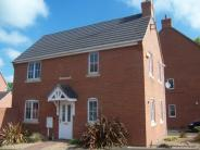 3 bedroom Detached house to rent in Russett Close, Barwell