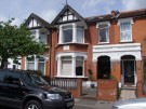 Terraced house in Studley Avenue...