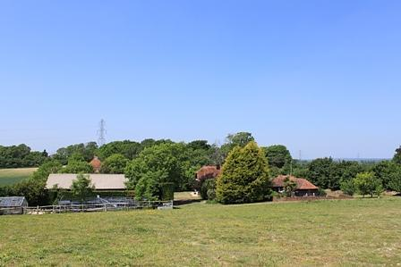 Hundred Steddle Barn