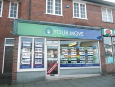 YOUR MOVE Lettings, Ruberybranch details