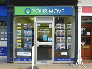YOUR MOVE Lettings, Redditchbranch details