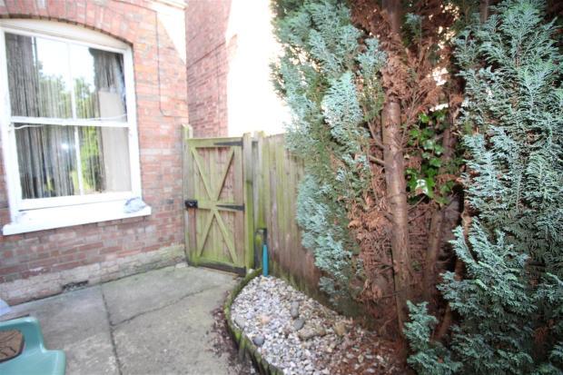 Garden Side Access