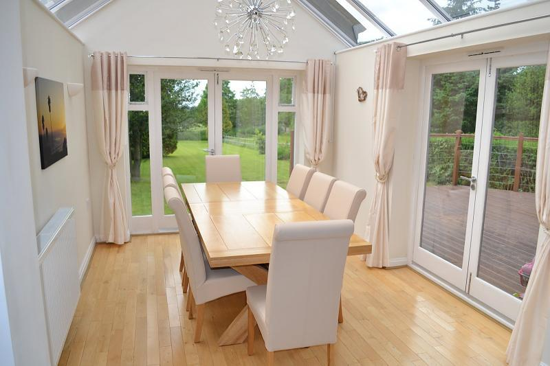 conservatory dining room design ideas photos