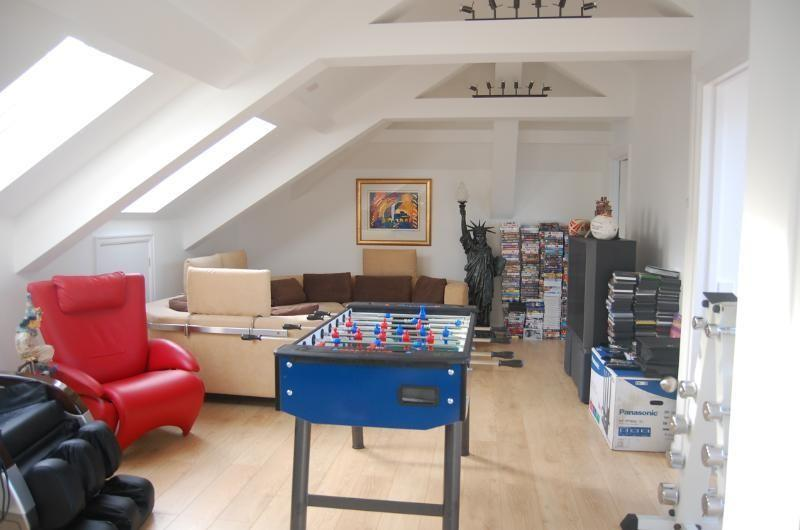 Bedroom Five: Currently Gymnasium/Games Room