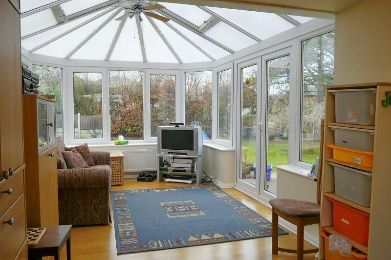 Sitting Area/Conservatory