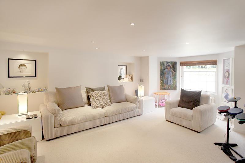 Beige Bedroom Living Room Design Ideas Photos