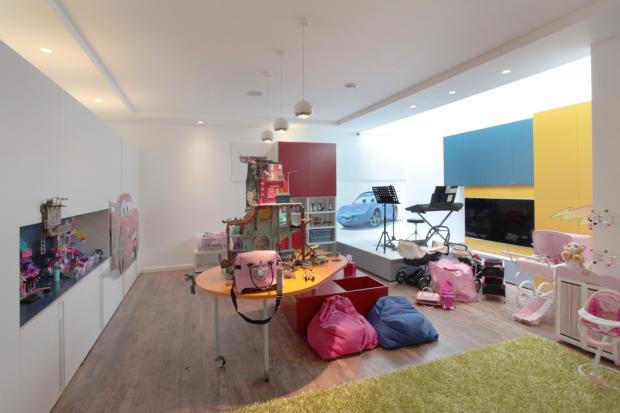 Games Room/Play Room