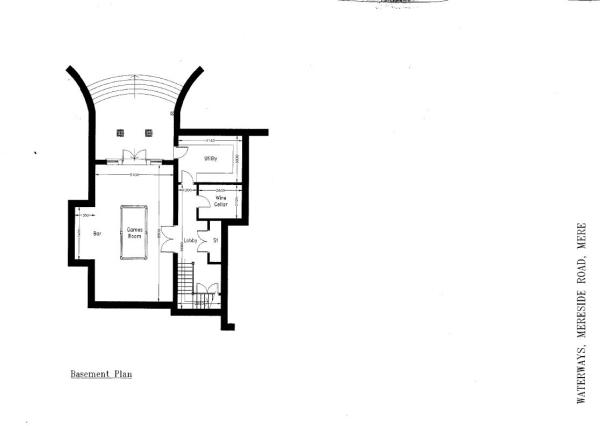 Floorplan - Basement