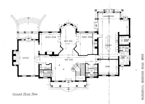 Floorplan - Ground F